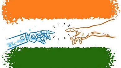 تصویر از خلق ثروت هندیها با هوش مصنوعی