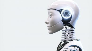 تصویر از رباتها در فروشگاهها همه کاره میشوند