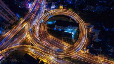تصویر از هوش مصنوعی در سیستم روشنایی خیابانهای تایوان