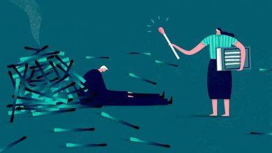 تصویر از هوش مصنوعی میزان استرس افراد در محل کار را درک می کند