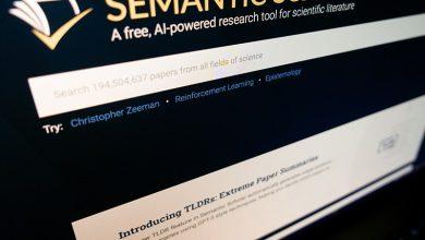 تصویر از هوش مصنوعی با کمک Semantic Scholar مقالات را فشردهسازی میکند