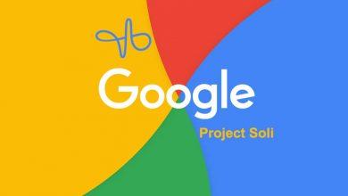 تصویر از پروژه شگفتانگیز Soli گوگل چیست؟