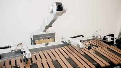 تصویر از چیزنت تیوی | رباتی که موزیک مینوازد