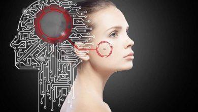 تصویر از کشف جدید هوش مصنوعی از حس لامسه