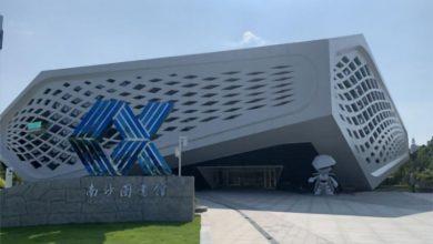 تصویر از قیام هوش مصنوعی در کتابخانه هوشمند چین، برای نخستین بار در جهان!