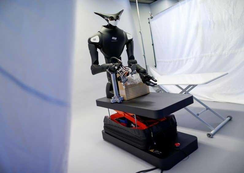 فعالیت ربات در فروشگاه های در ژاپن