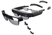 تصویر از عینک واقعیت افزوده لنوو ThinkReality A3 معرفی شد