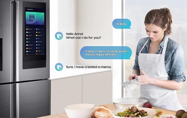 سامسونگ-خانه-هوشمند-فناوری