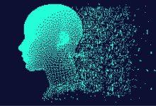 تصویر از تمرکز افراد زیر ذره بین هوش مصنوعی